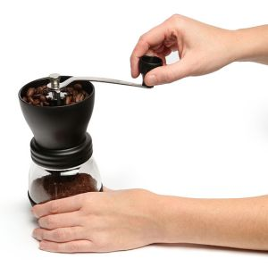 come macinare il caffe